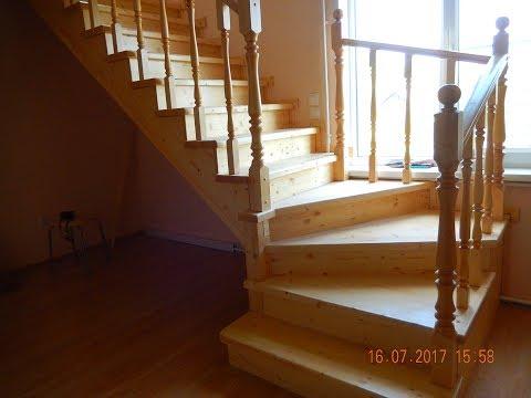 Лестница - изготовление в деталях ( сборка + обзор) /ступенька 48
