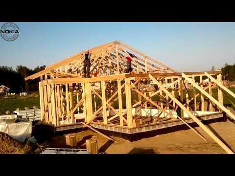 Строим дом своими руками и своими силами (часть 5)