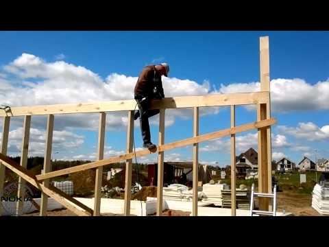 Строим дом своими руками и своими силами ....
