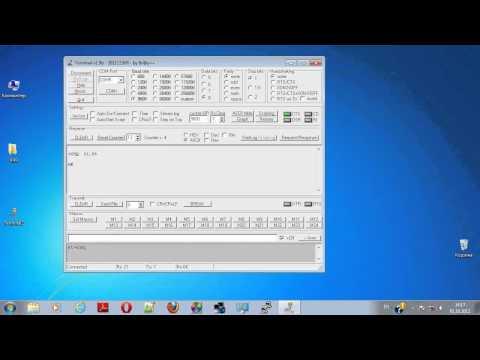 Снятие показаний счетчиков CE303 с помощью GSM-модема iRZ MC52i-485GI (видео-инструкция)