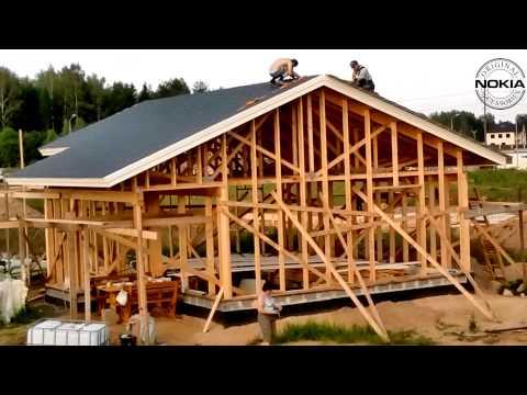 Строим дом своими руками и своими силами (часть 10)
