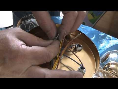 Как подключить люстру. Как соединить провода. Установка в Киеве 0974288408
