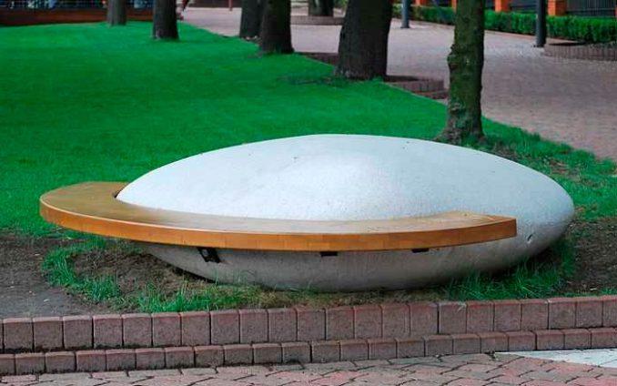 17-678x424 Лавочка для дачи - 150 фото идей деревьяных и металических дачных лавочек и скамеек