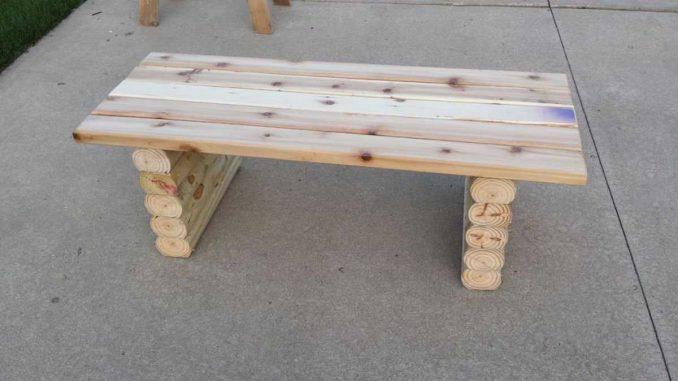 24-678x381 Садовая скамейка своими руками - пошаговые инструкции!