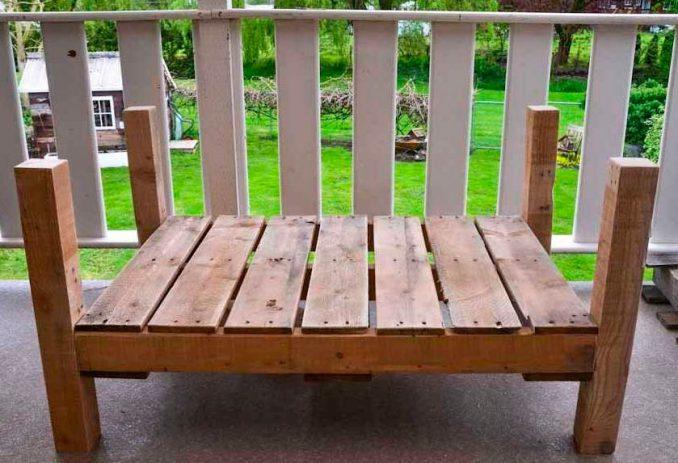 31-678x463 Садовая скамейка своими руками - пошаговые инструкции!