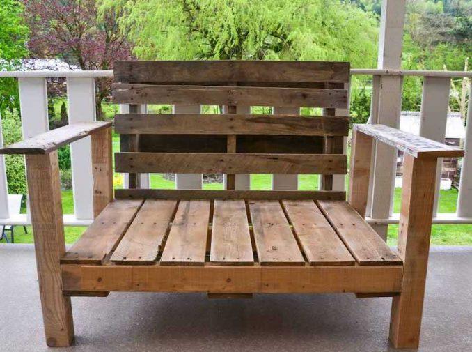 32-678x505 Садовая скамейка своими руками - пошаговые инструкции!