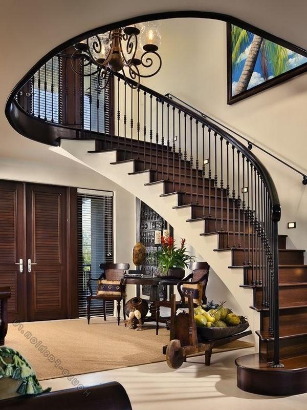 самые красивые лестницы на второй этаж фото иглы врачи