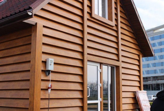 Чем обшить дом снаружи материалы технологии фото видео